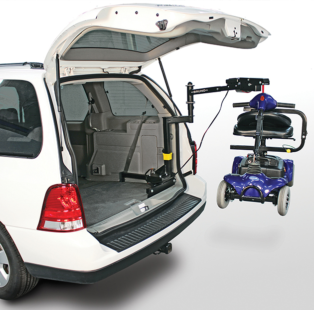 Houston Tx Of Electric Vehicle Lifts Motorized Scooter Carriers