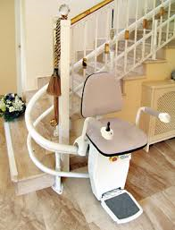 hawle precision stairlift houston tx custom curved stairway outdoors indoors home chairlift