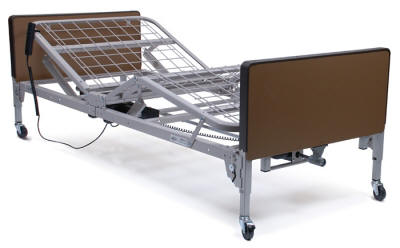 Patriot Graham Field 3-motor fully electric Houston TX HospitalBed High Low medical mattress