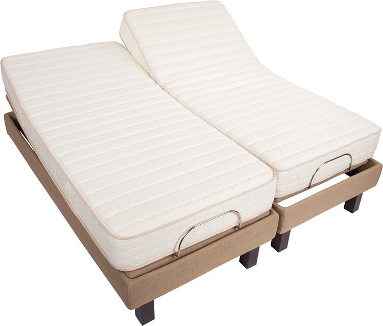 sale price houston tx pocketed coil innerspring adjustable bed mattress orthopedic firm